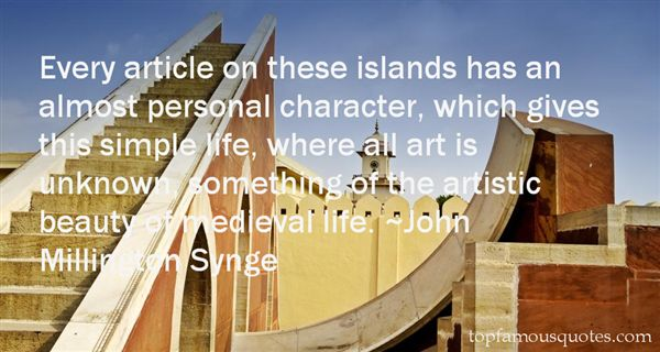Quotes About Island Beauty