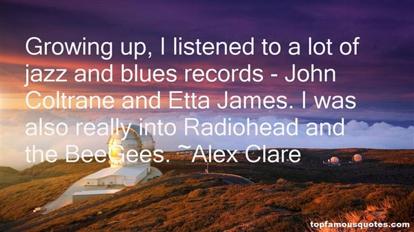 Quotes About Jazz And Blues