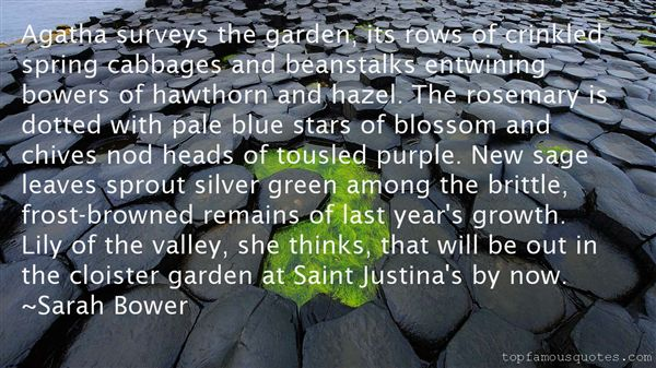 Quotes About Justina