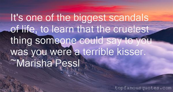 Quotes About Kisser