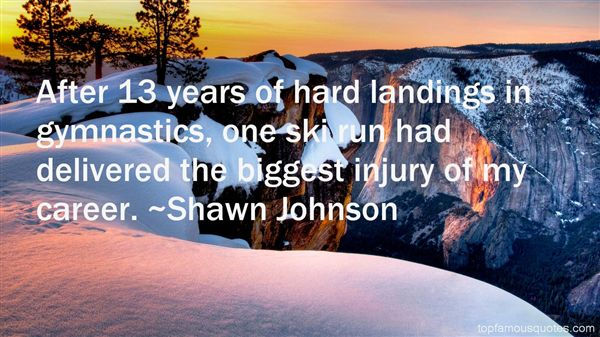 Quotes About Landing