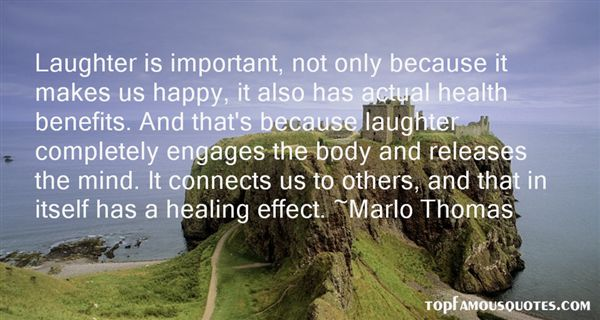 Quotes About Laughter Healing