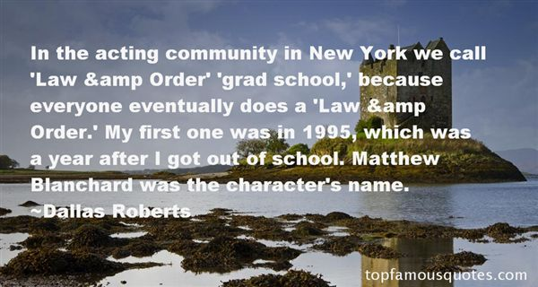 Quotes About Law School