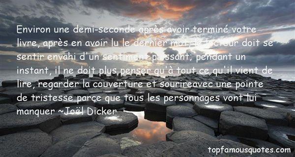 Quotes About Lecteur