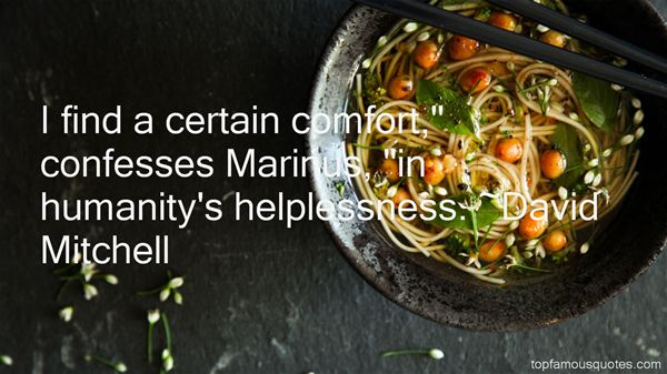 Quotes About Marinus