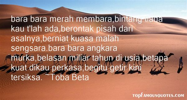 Quotes About Merah