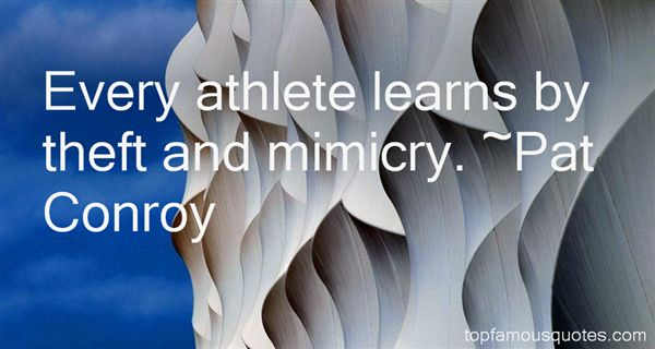 Quotes About Mimicry