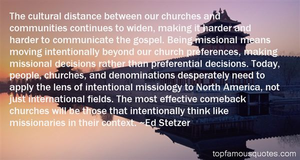 Quotes About Missionaries