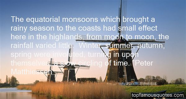 Quotes About Monsoon Season