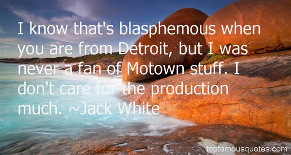 Quotes About Motown