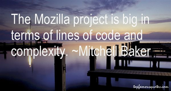 Quotes About Mozilla