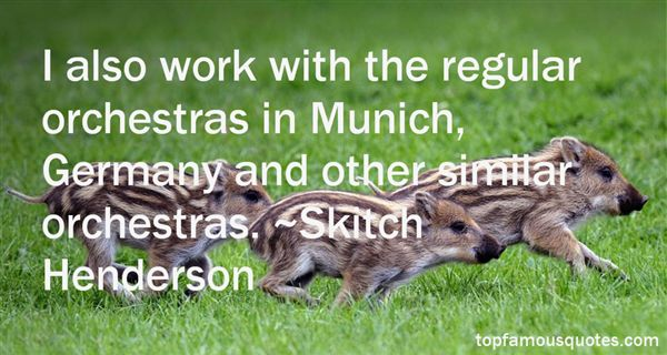 Quotes About Munich Germany