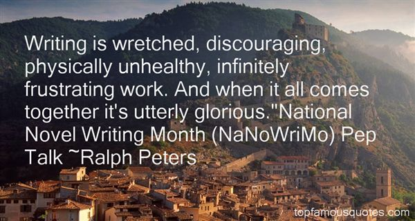 Quotes About Nanowrimo
