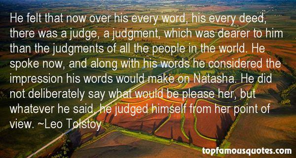 Quotes About Natasha