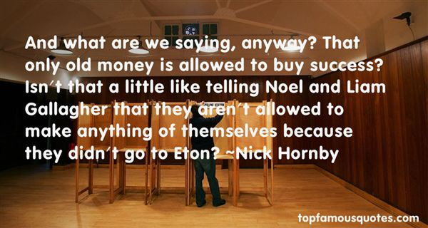 Quotes About Noel Liam