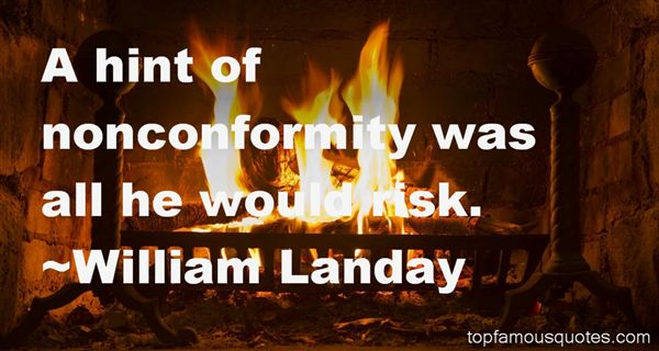 Quotes About Nonconformity