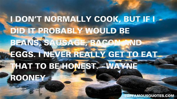 Quotes About Normally