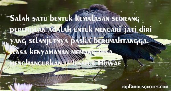 Quotes About Nyaman
