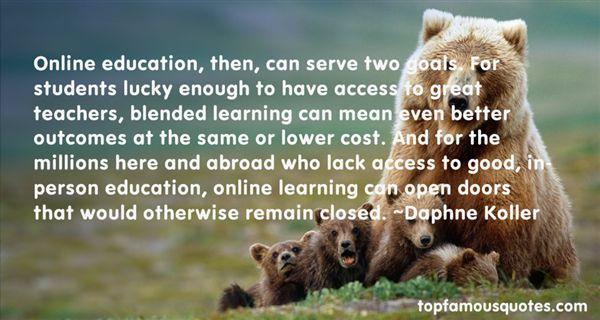 Online Education Quotes: Best 3 Famous Quotes About Online