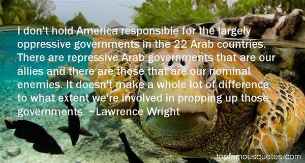 Quotes About Oppressive Governments