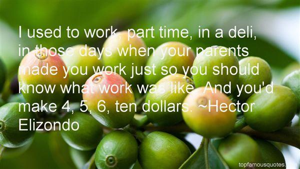 Quotes About Part Time Parents