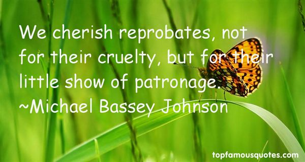Quotes About Patronage