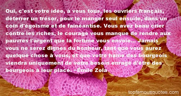 Quotes About Pauvre