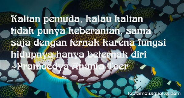 Quotes About Pemuda
