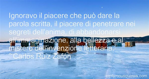 Quotes About Piacere