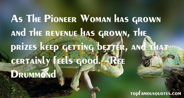 Quotes About Pioneer