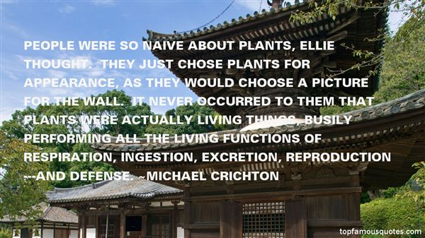 Quotes About Plant Reproduction