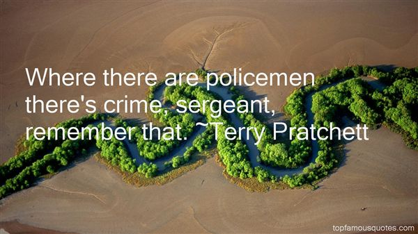 Quotes About Policemen