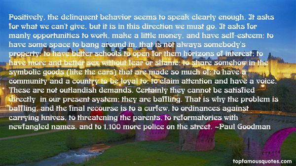 Quotes About Positive Behavior