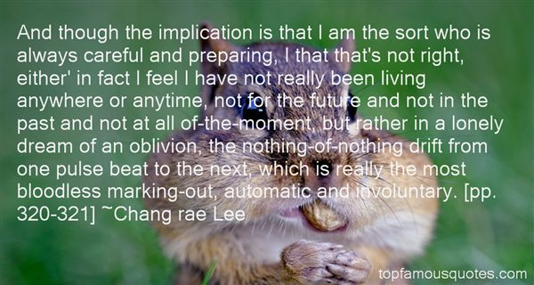 Quotes About Preparing For Future