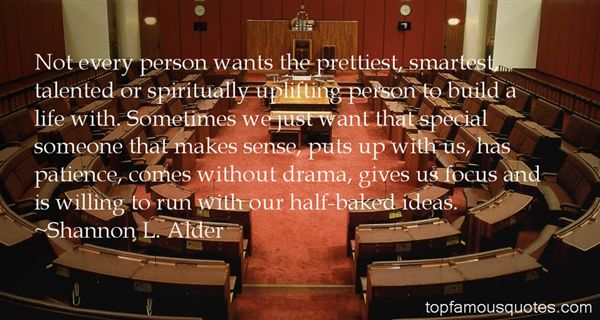 Quotes About Prettiest Life