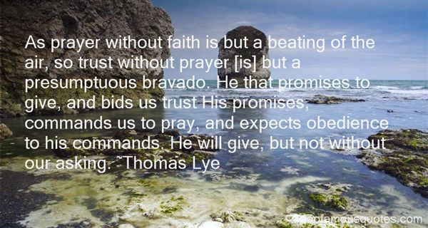 Quotes About Promises And Trust