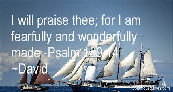 Quotes About Psalm 139