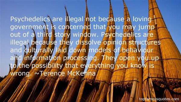 Quotes About Psychedelics