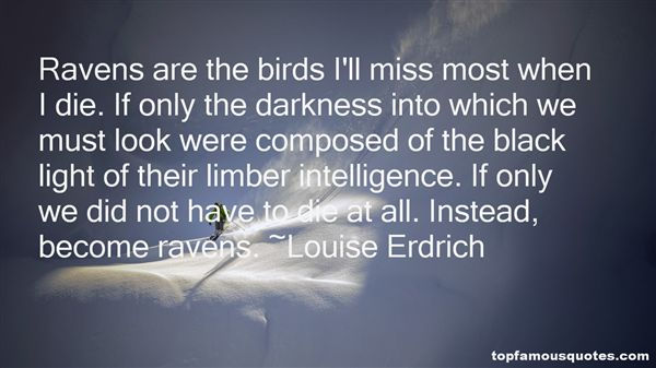Quotes About Raven Birds