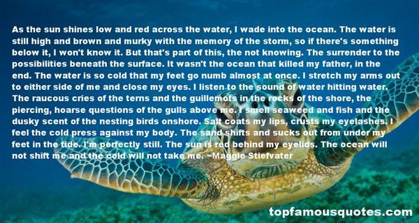 Quotes About Red Tide