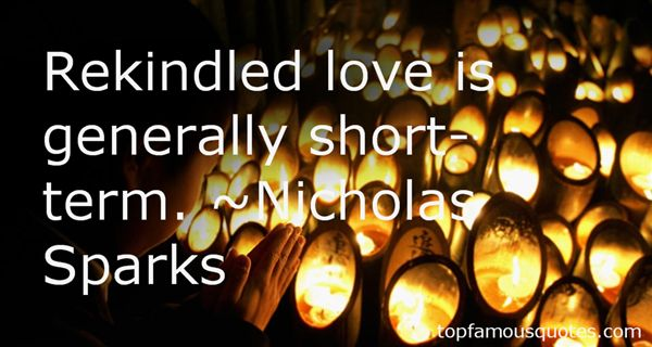 Quotes About Rekindled Love