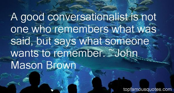 Quotes About Remembers