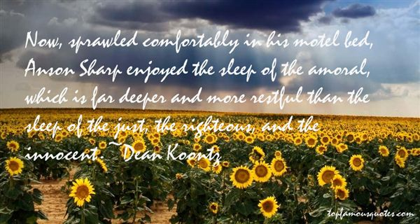 Quotes About Restful Sleep