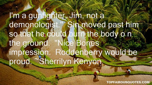 Quotes About Roddenberry