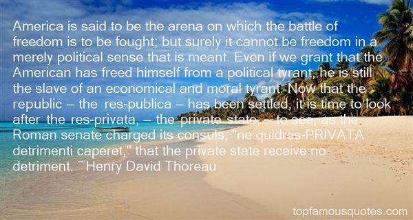 Quotes About Roman Senate