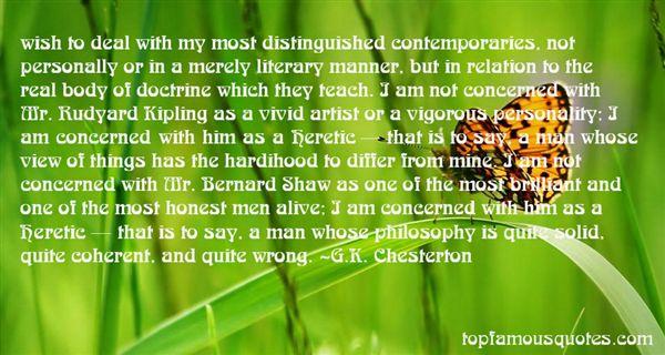 Quotes About Rudyard Kipling