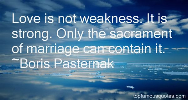 Quotes About Sacrament Of Marriage