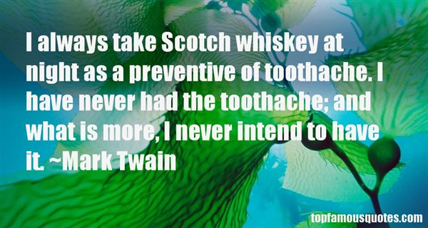Quotes About Scotch Whiskey