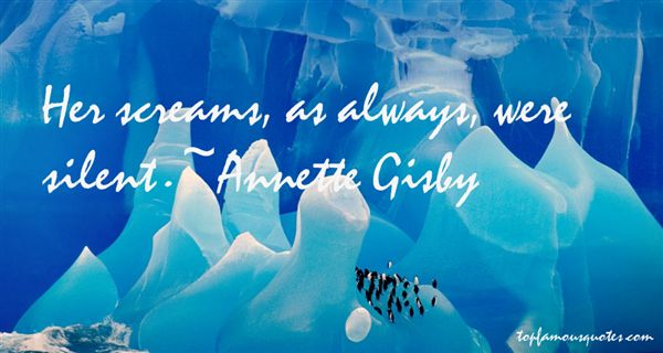 Quotes About Scream