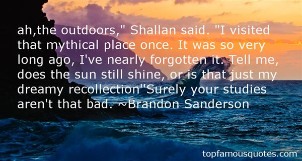 Quotes About Shallan
